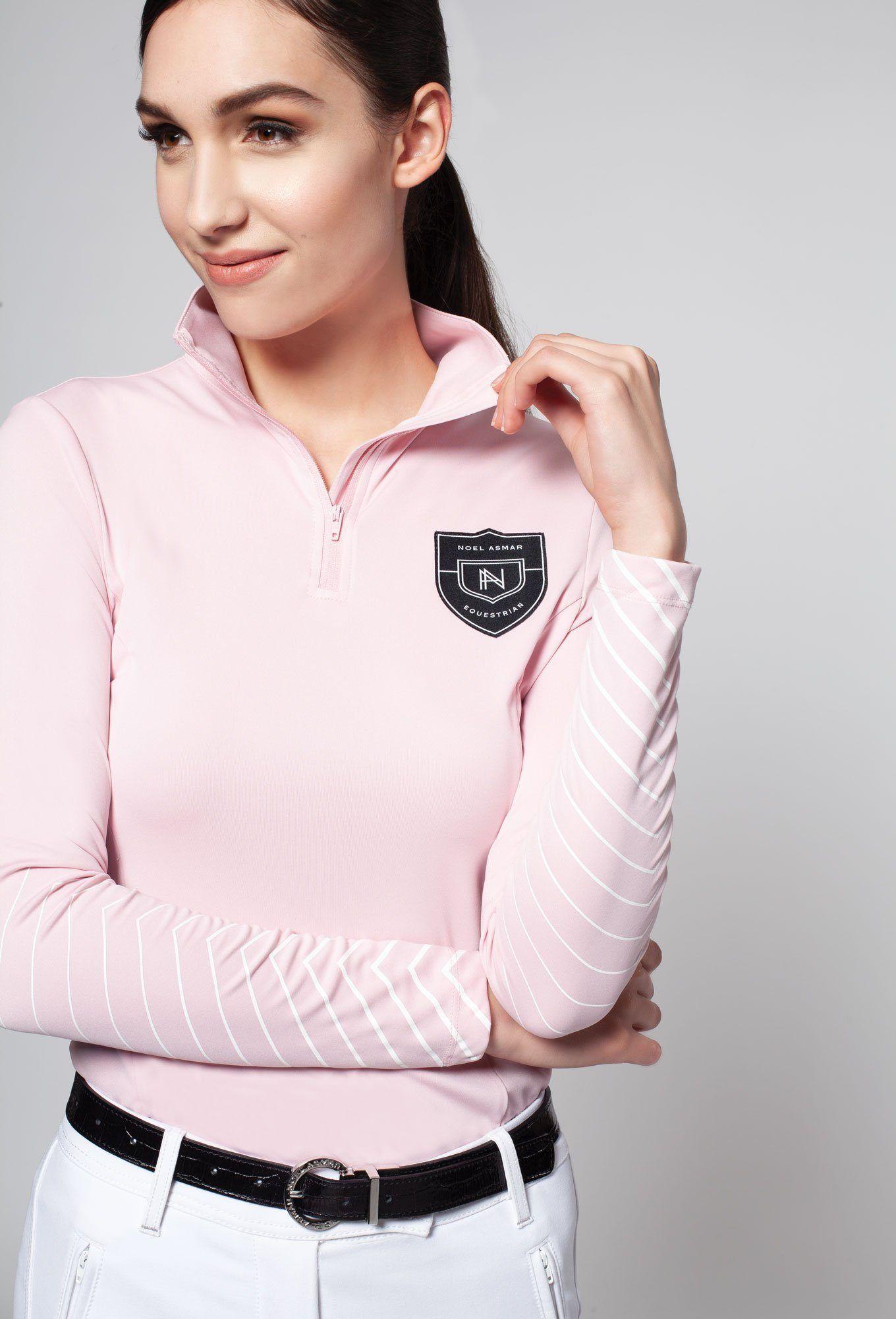 Noel Asmar Ladies Selina 1/4 Zip Sun Shirt Sports & Fitness Sports ...
