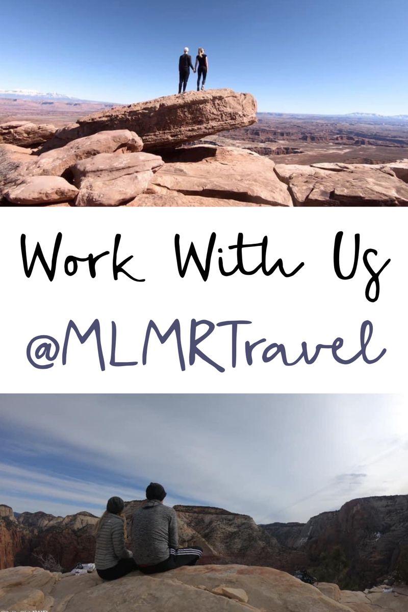 Work With us @MLMRTravel #travelblog #travelblogger