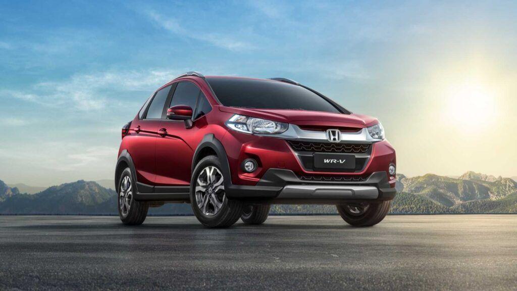 Seminovo Ate R 70 Mil Honda Wr V Exl Cvt 2018 Mundo Do Automovel Para Pcd Em 2020 Honda Honda Fit Honda Hr V