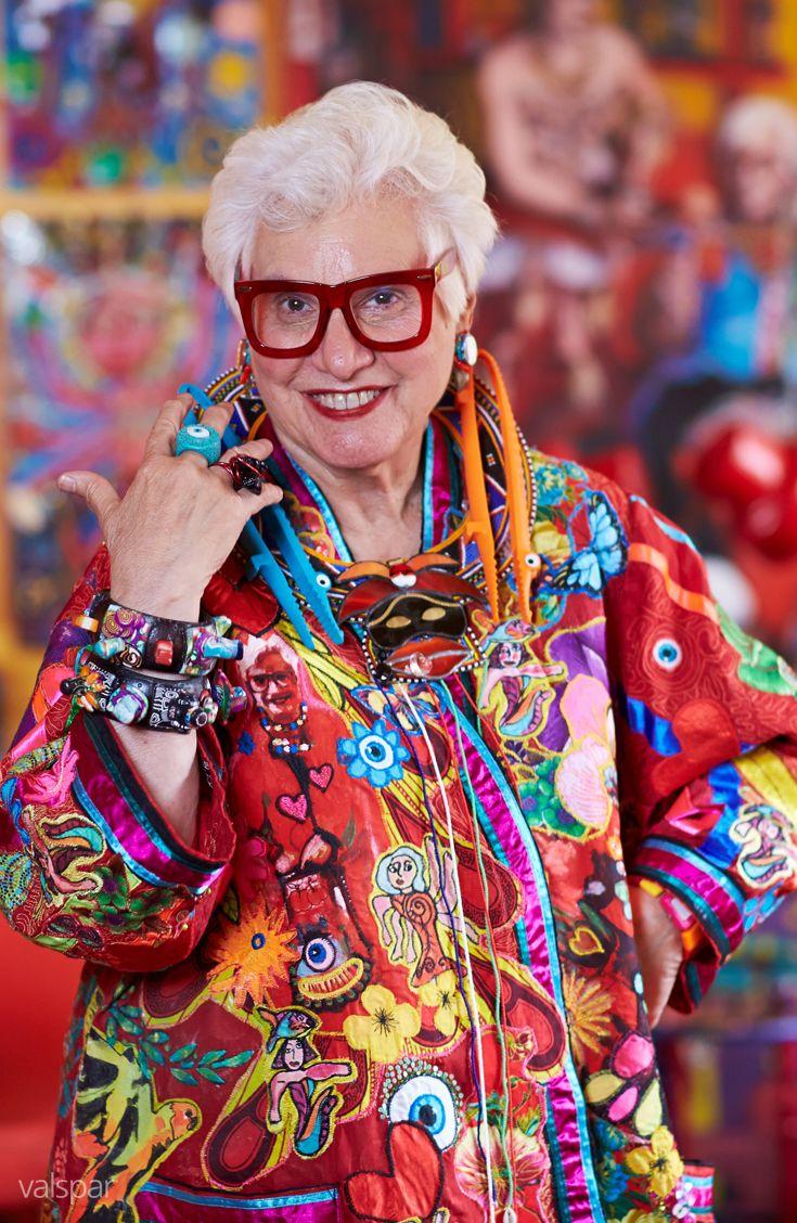 Meet sue kreitzman one of valspar uks colour ambassadors