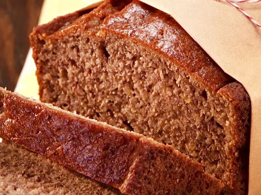 Orange banana bread recipe sour cream cas and bread making orange banana bread forumfinder Gallery