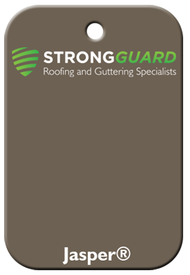 Best Colorbond Jasper Strongguard Roofing Exterior Render 400 x 300