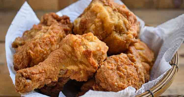 Pollo Frito Estilo Kentucky Receta De Divina Cocina Pollo Frito Estilo Kentucky Pollo Frito Recetas De Pollo Frito
