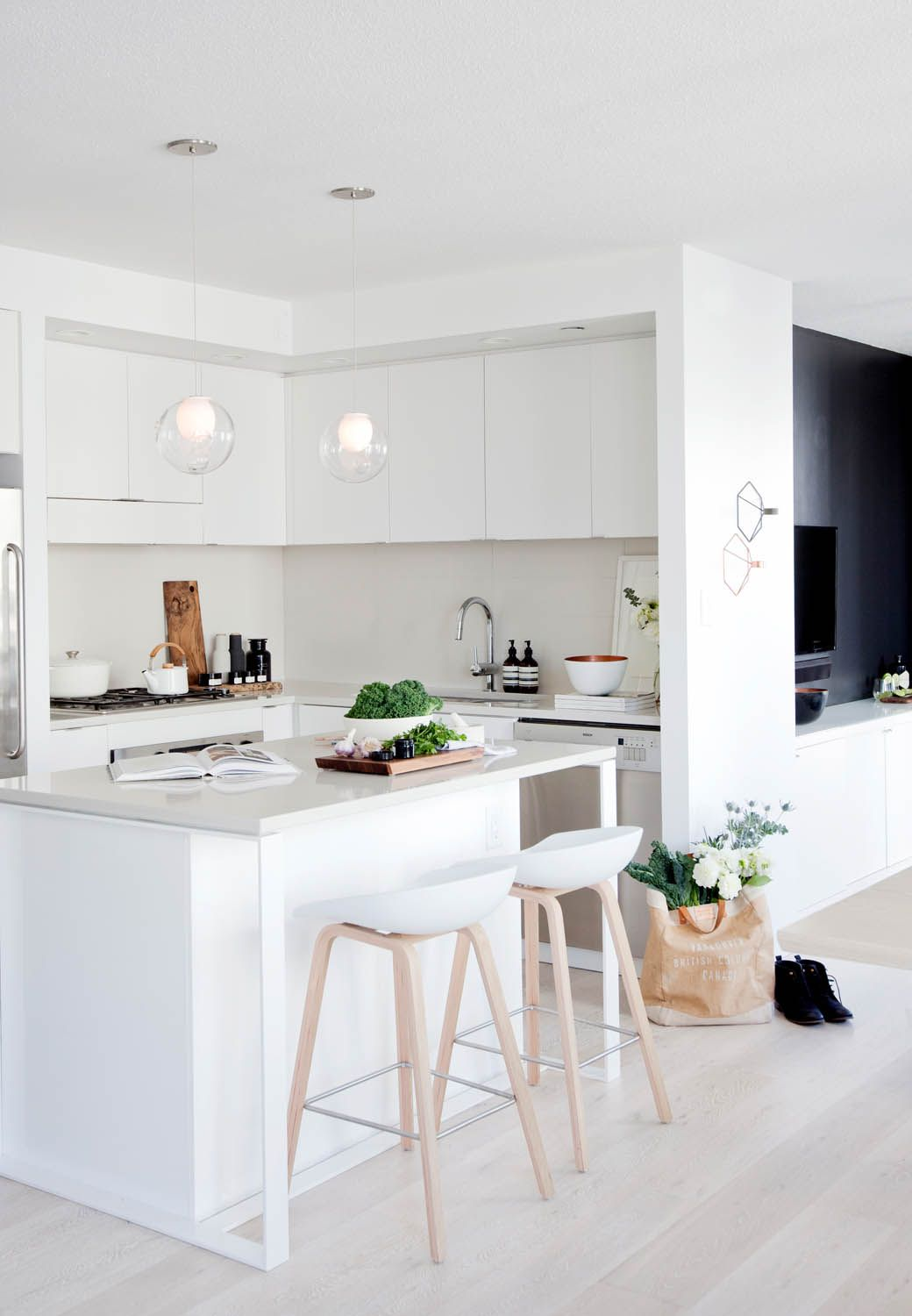 A Nordic Style Starter Home in Vancouver | Rue | A Place To Cook ...