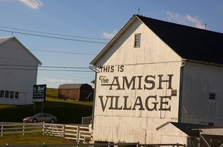 to visit the Amish Village