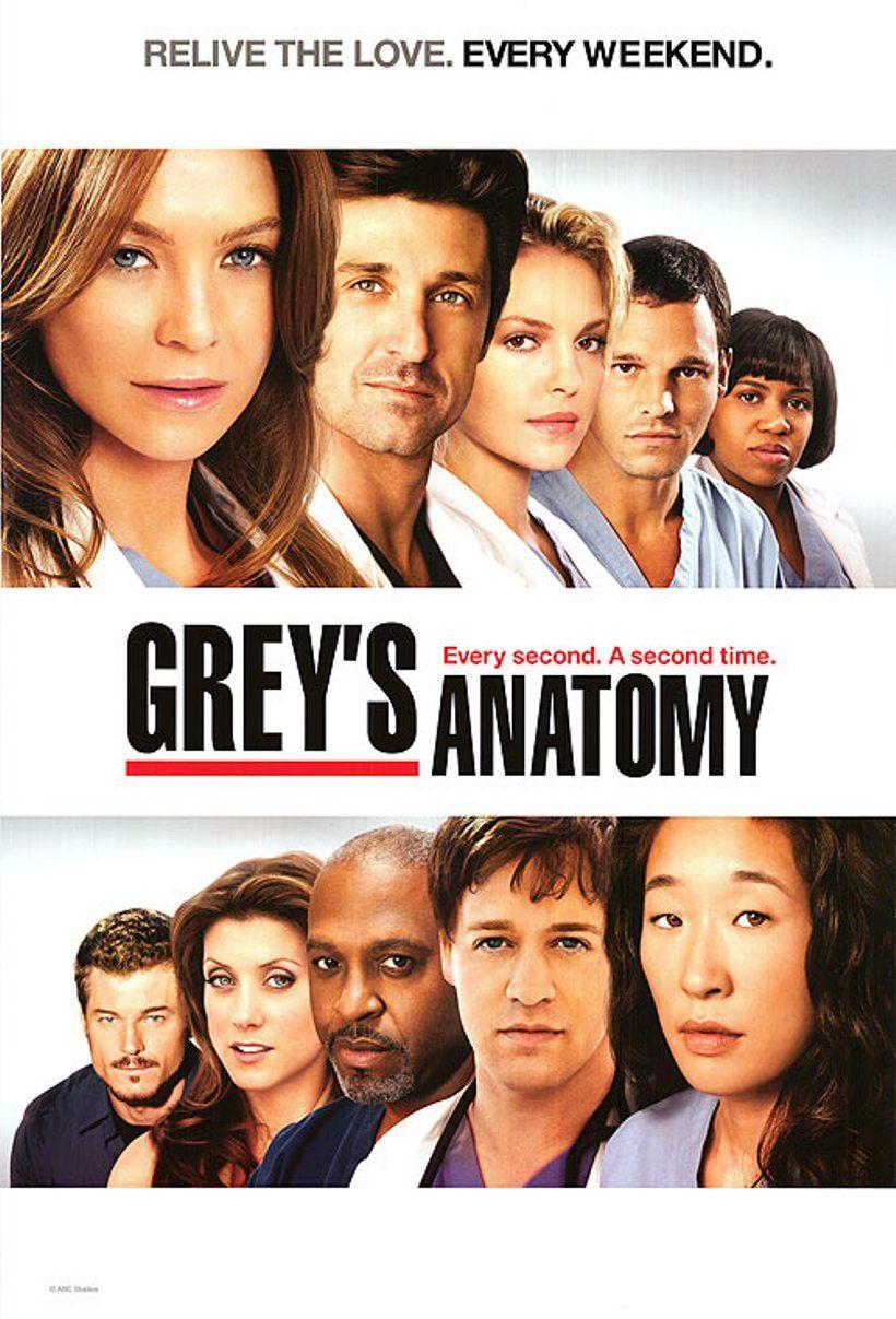 Imagem De Filmes Por Simone Franca Em Season 1 Grey S Anatomy Show