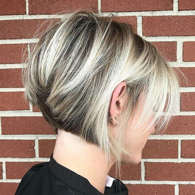 70 Trendy Bob Frisuren Gestuft Trendy Bob Hairstyles Bob Hairstyles Hair Styles