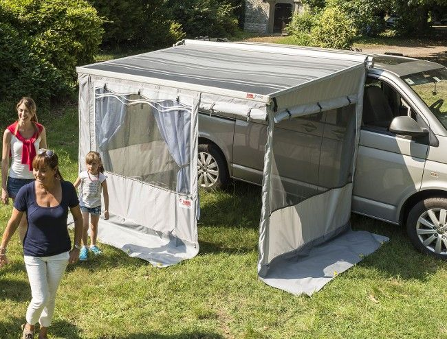 Fiamma F45s Awning For Vw T5 T6 Special Versions Vw California Camper Vw T5 Vw Multivan