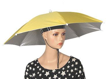 Japan Has Umbrella Hats That S Perfect For Singapore S Ridiculously Hot Weather
