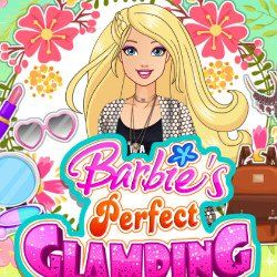 Barbie's Perfect Glamping Trip