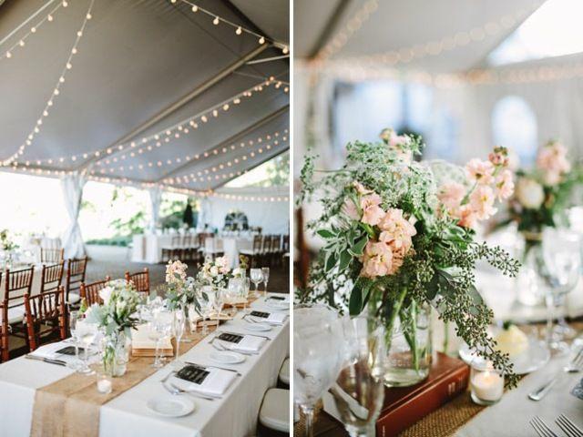 Hochzeit deko party zelt scheune hochzeit pinterest for Pinterest hochzeitsdeko
