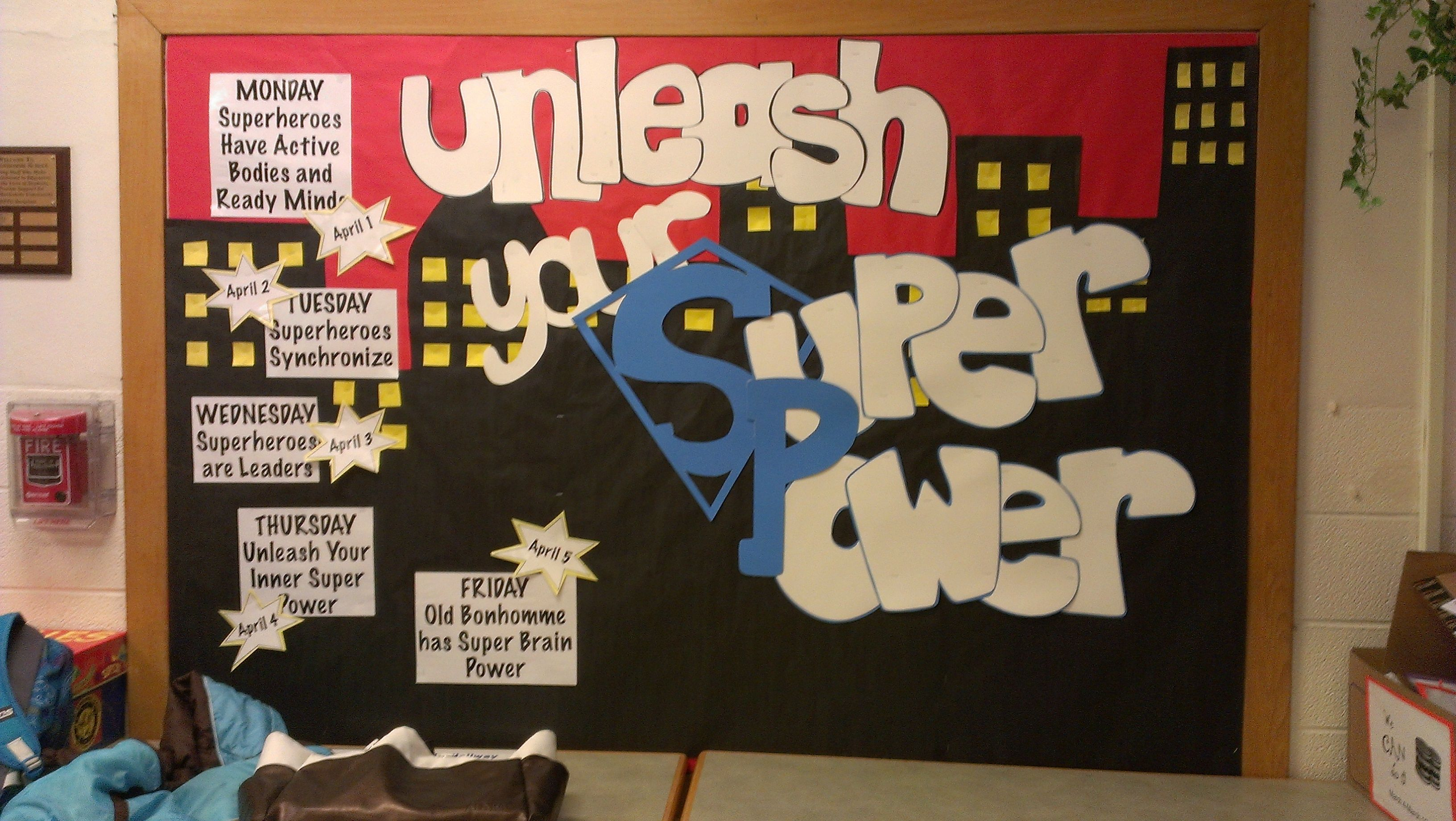 unleash your inner super power standardized test prep