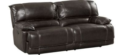 Living Rooms Maddux Reclining Sofa Power Living Rooms