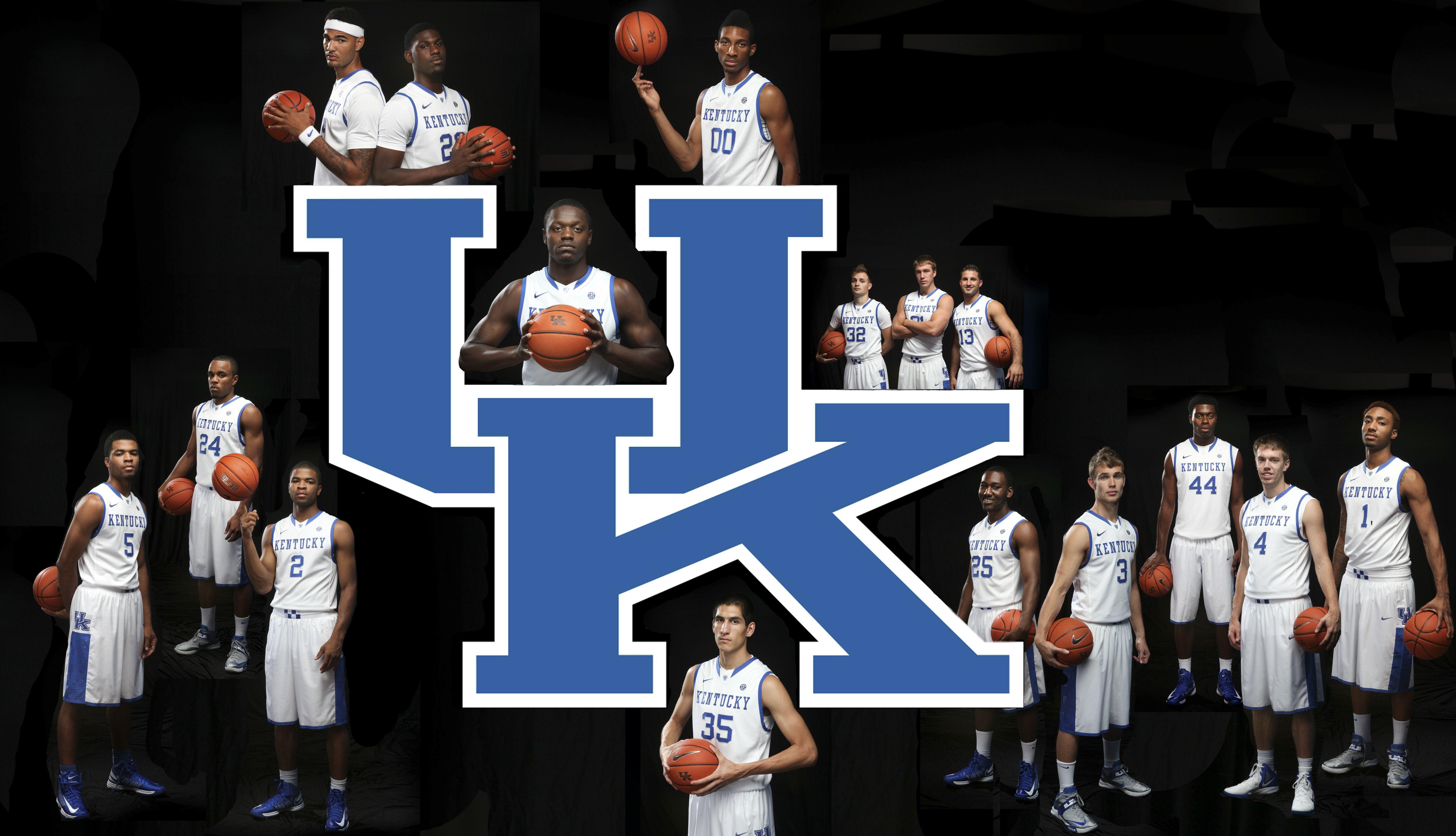 2013 2014 Kentucky Basketball Roster: Share