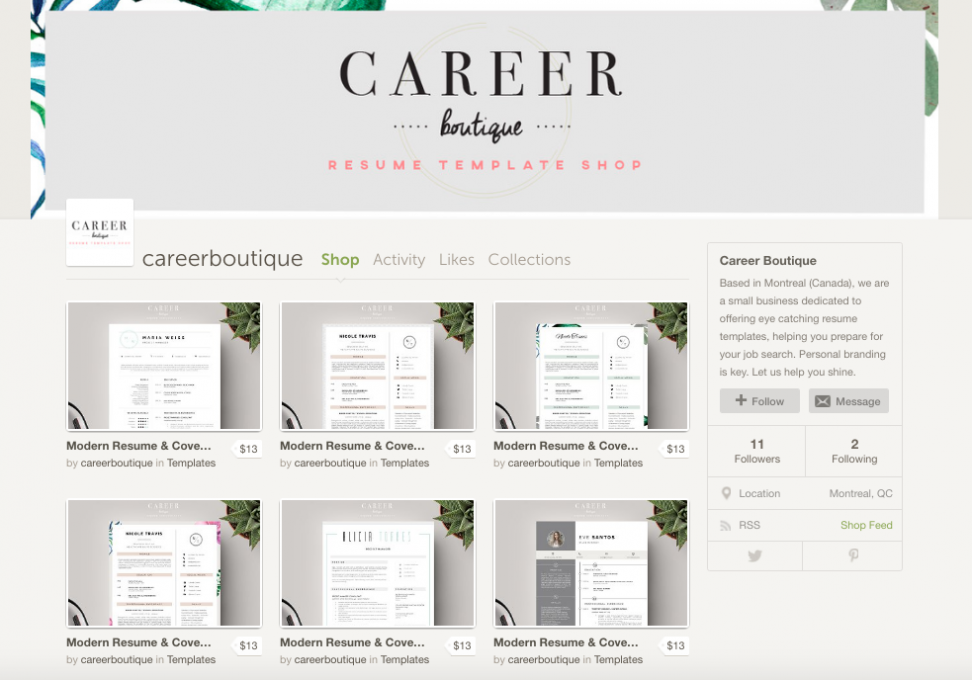 New Shop on the Block Career Boutique Career, Blog