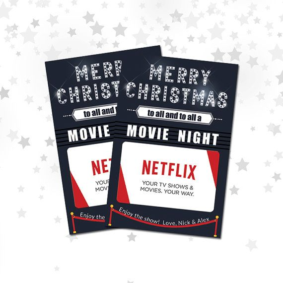 Merry Christmas to All and to All a Movie Night. Great teacher ...