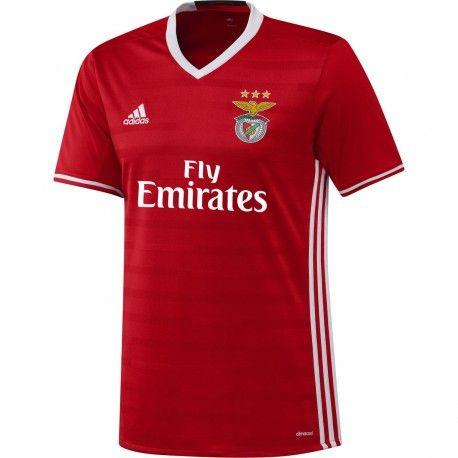 buy sale low price unique design Maillot Benfica 2016-2017 Pas Cher Domicile   €19.99 ...