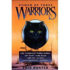 Warriors Power Of Three Box Set Volumes 1 To 6 Paperback