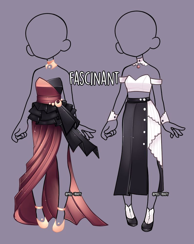 Fascinant outfit adopt close by misstrinity on