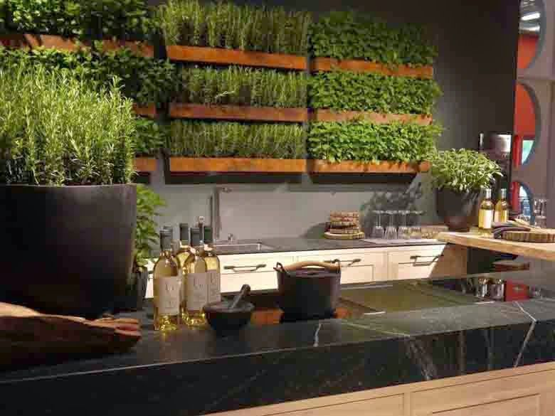 Kitchen trends 2016 eurocucina 2015 trends 2017 2018 for Outdoor furniture color trends 2017