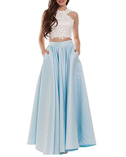 Nanabride Women's Halter Satin Floor Length Evening Gown ... https://www.amazon.com/dp/B01NBAD3IZ/ref=cm_sw_r_pi_dp_x_Va7myb04BQQAM