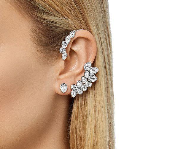 boucles d'oreille swarovski soldes