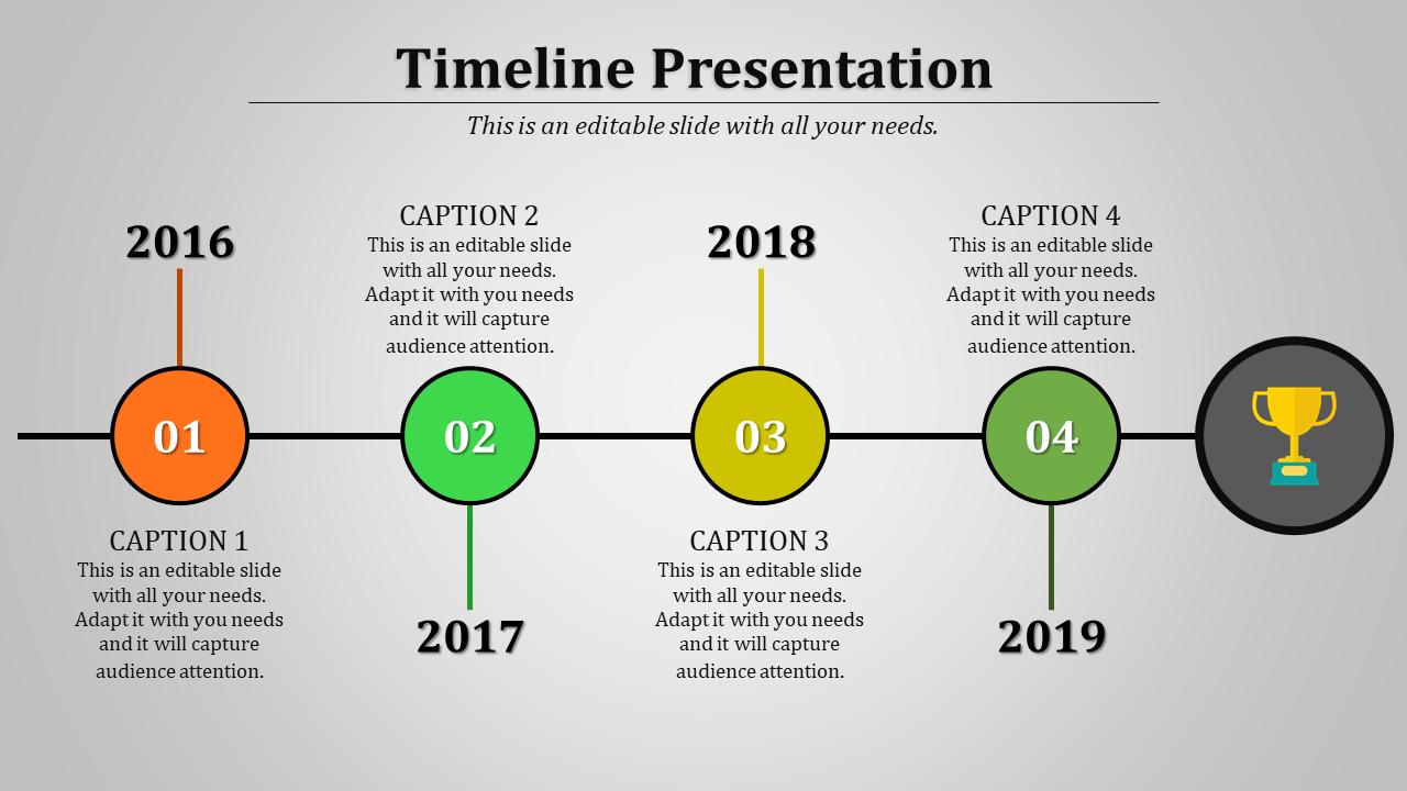 connected slide timeline template templates best powerpoint presentations presentation