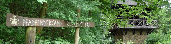 Brexbachtal, Duitsland. Vlak over de grens na Limburg
