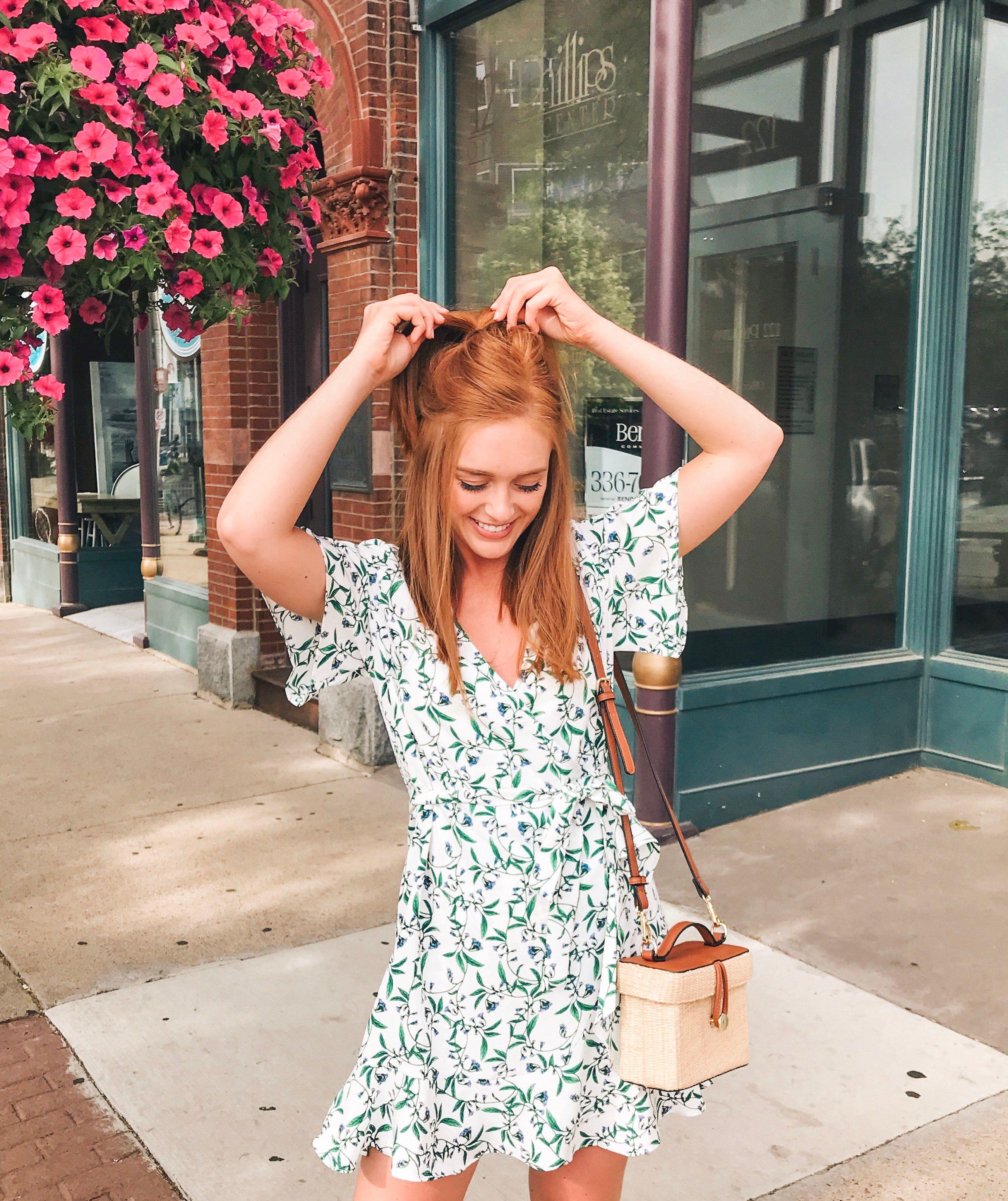 The Loveliest Summer Dress Styles Summer Fashion Dresses Summer Dresses Dresses [ 3102 x 2604 Pixel ]