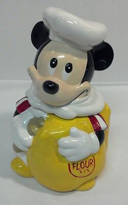 Disney Cookie Jars For Sale Mickey Cookie Jar  Mickey Mouse Is In The House  Part 2  Pinterest