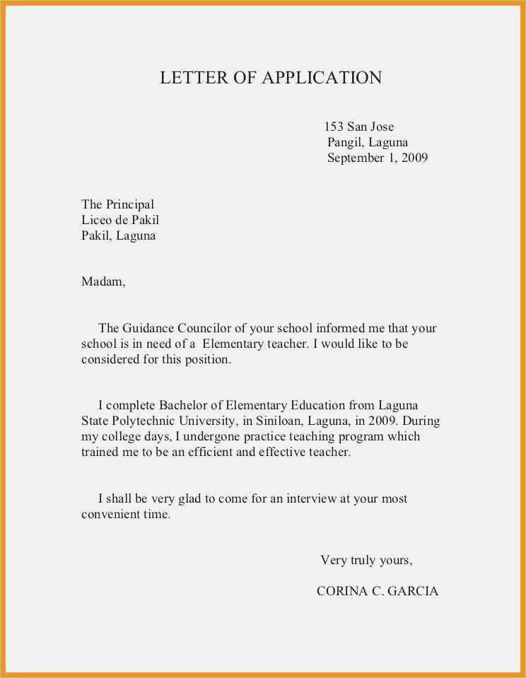 how to write a letter to a principal how to write letter by format of a request letter to principal thepizzashop co