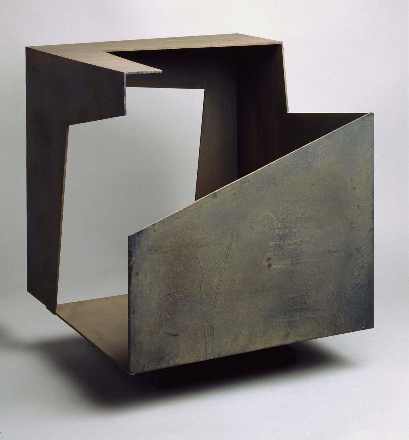 Caja metafísica - Jorge Oteiza
