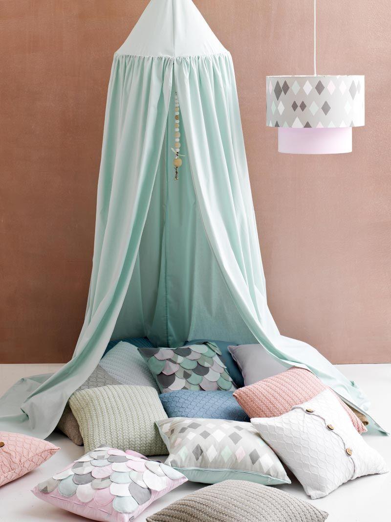 Kidsdepot Baby-Betthimmel \'Wieber\' mint 210cm bei Fantasyroom online ...