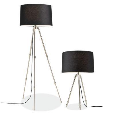 Room Board Madeline Adjustable Height Table Floor Lamp Floor