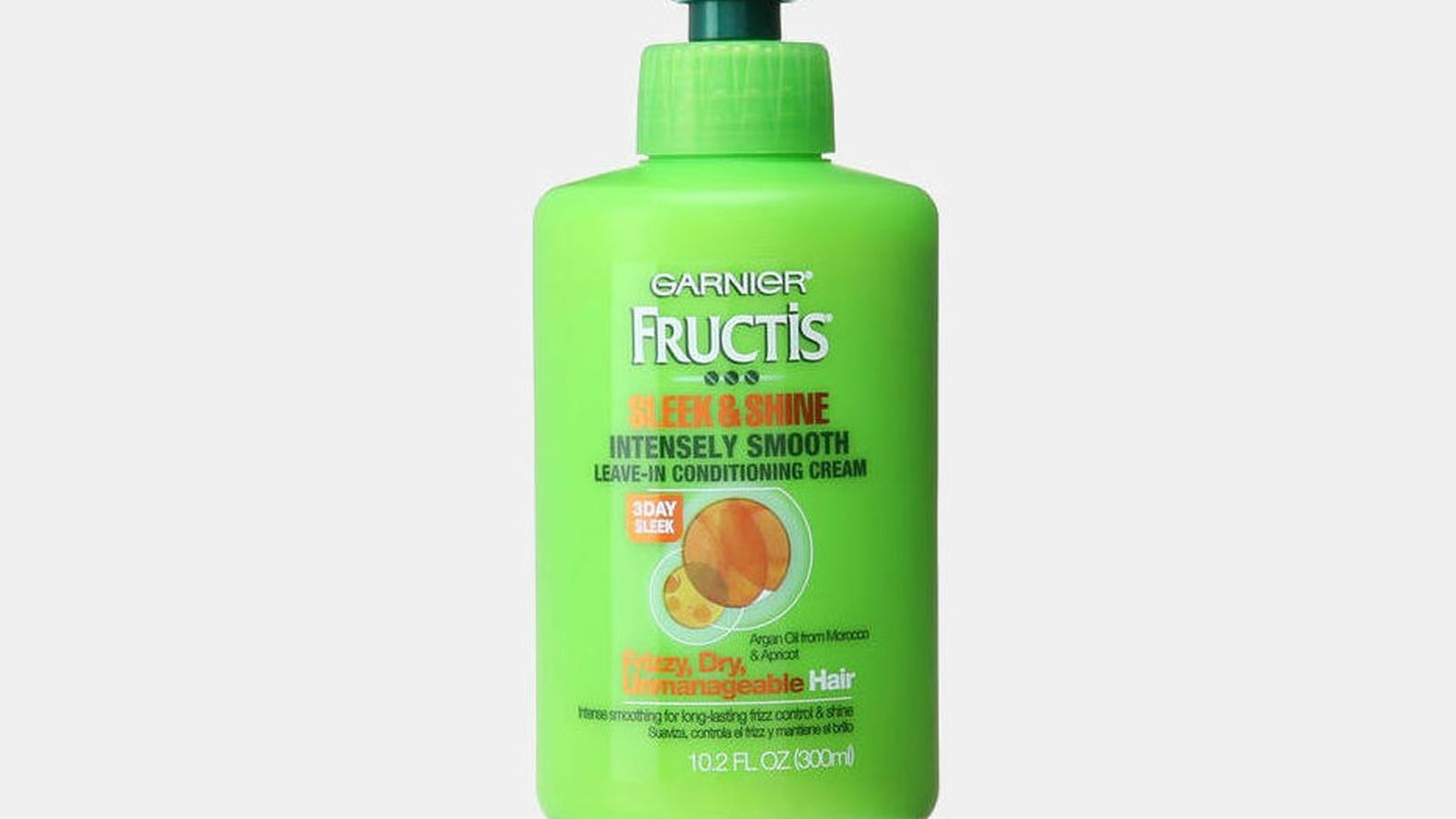 The Best Leave In Conditioner For Curly Hair Is Just 3 Puffy Hair Garnier Garnier Fructis