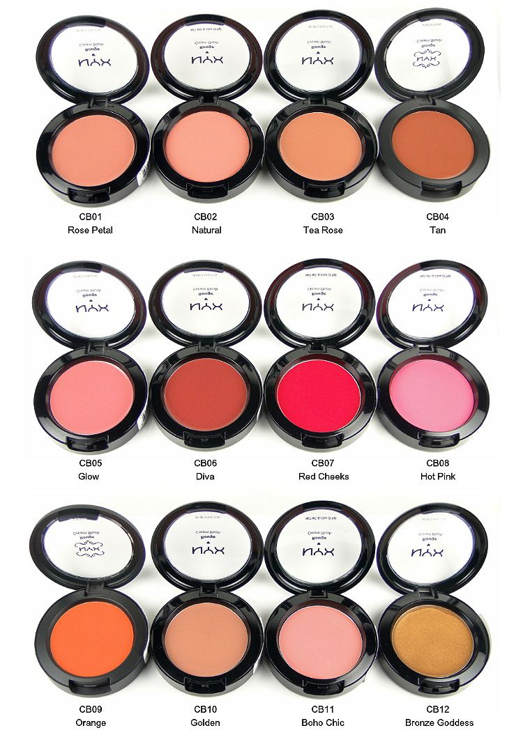 Nyx Rouge Cream Blush Part 4 Nyx In 2019 Cream Blush Makeup