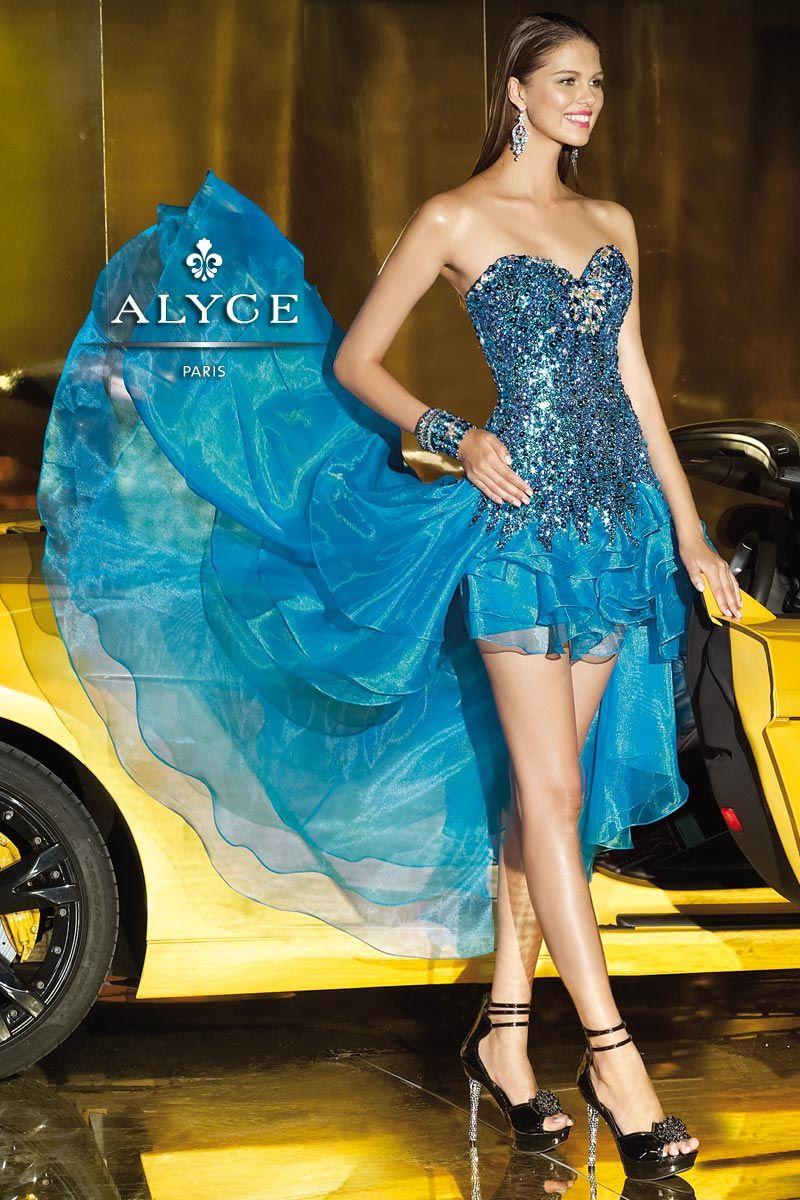 Prom DressesBREvening Dresses by Alyce ParisBR 6020 BR Simply ...