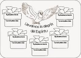 Resultado De Imagen Para Los Dones Del Espiritu Santo Para Niños Pentecostés Dones Del Espiritu Temas Biblicos Para Niños