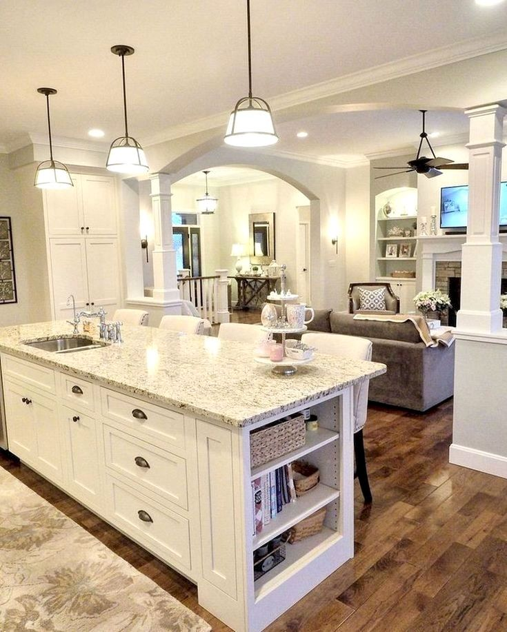 Pin on Cream colored kitchens