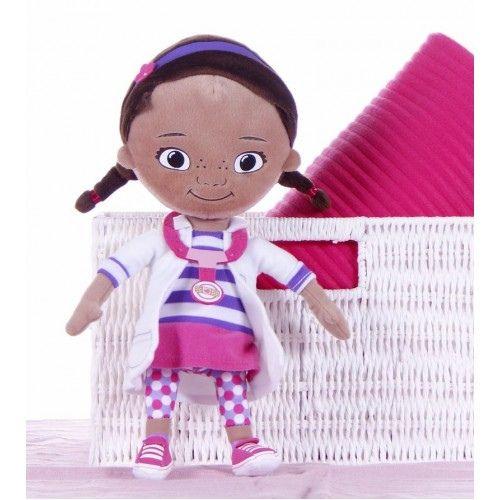 L'originale Dottoressa Peluche, la bambola di Dottie è 100% merchandise ufficiale e sarà la passione dei vostri bambini. La trovate su http://www.robedacartoon.it/sparsi-per-casa/peluches/dottoressa-peluche/peluche-dottoressa-peluche-34cm-22324.html