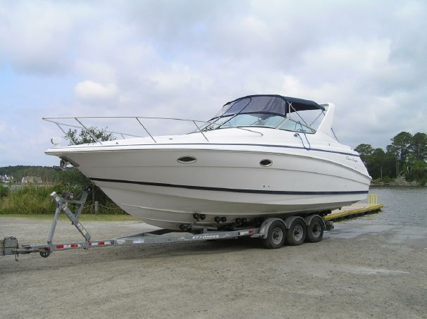 2003 Chris-Craft 320 Express Cruiser Power Boat For Sale