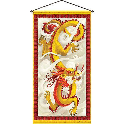 Chinese Dragon Door Decorations