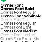 omnes girl scout font