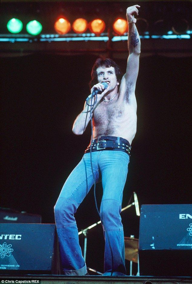 Bon Scott\'s near death experience changed the course of music ...