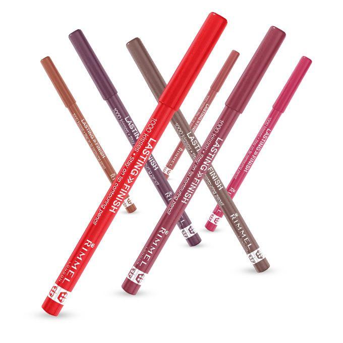 Rimmel London Lasting Finish 1000 Kisses Lip Pencil Lip Pencil