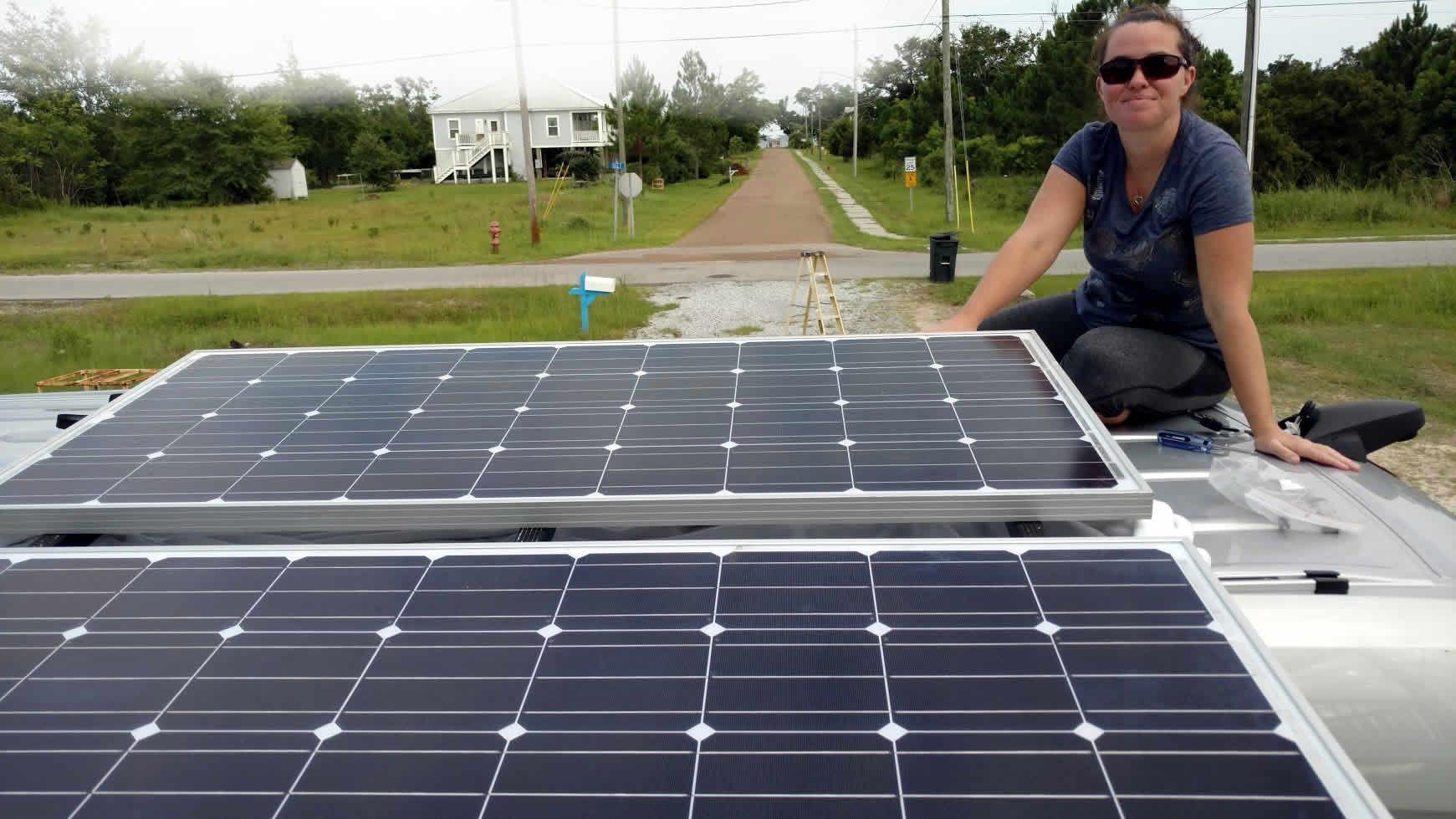Rv Solar Kits Inverter Power Systems Solar Kit Best Solar Panels Solar