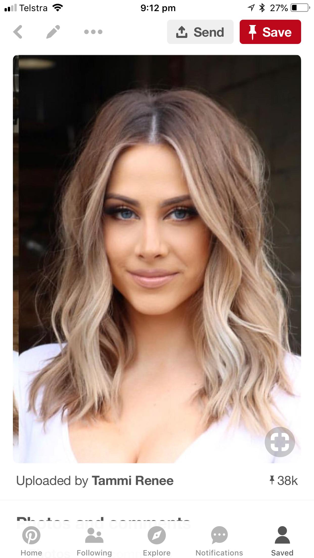 Pin by roisin dockrell on hair pinterest hair hair styles and