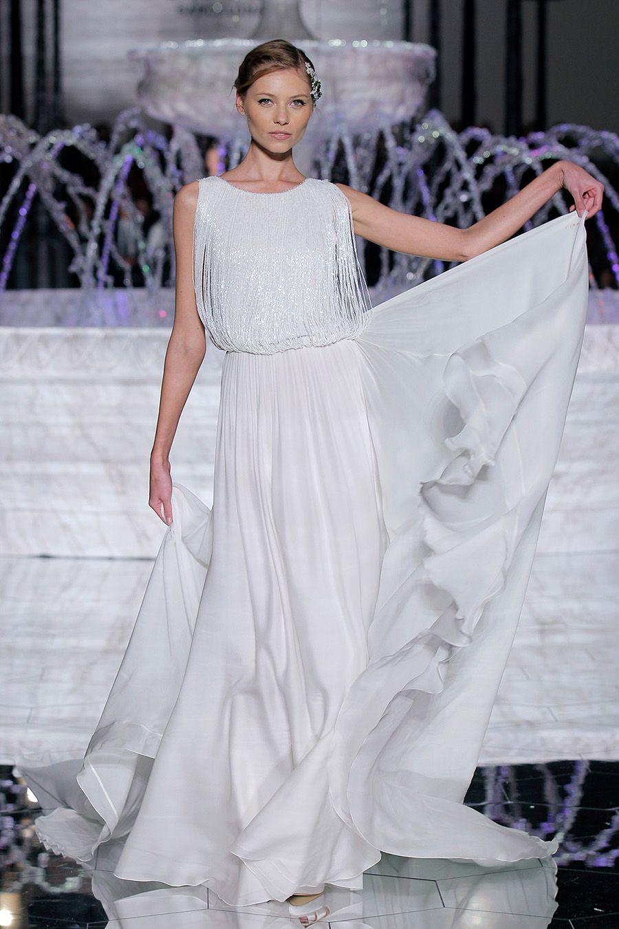 Barcelona Bridal Fashion Week 2017: Atelier Pronovias | Bregje ...