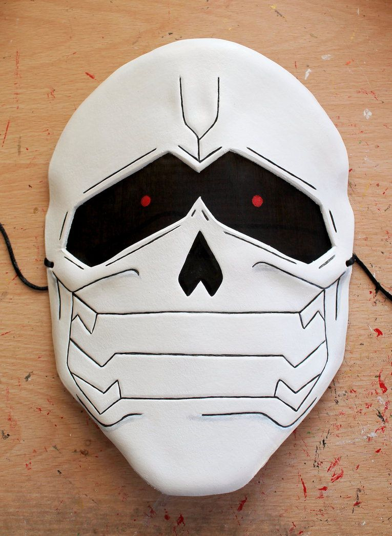 What Is Leather Made Of >> Aogiri Tree from Tokyo Ghoul leather mask by Masktastic ...
