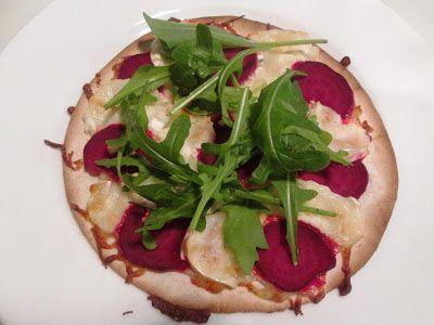 En verden af smag!: Pizza med Rødbede og Gedeost
